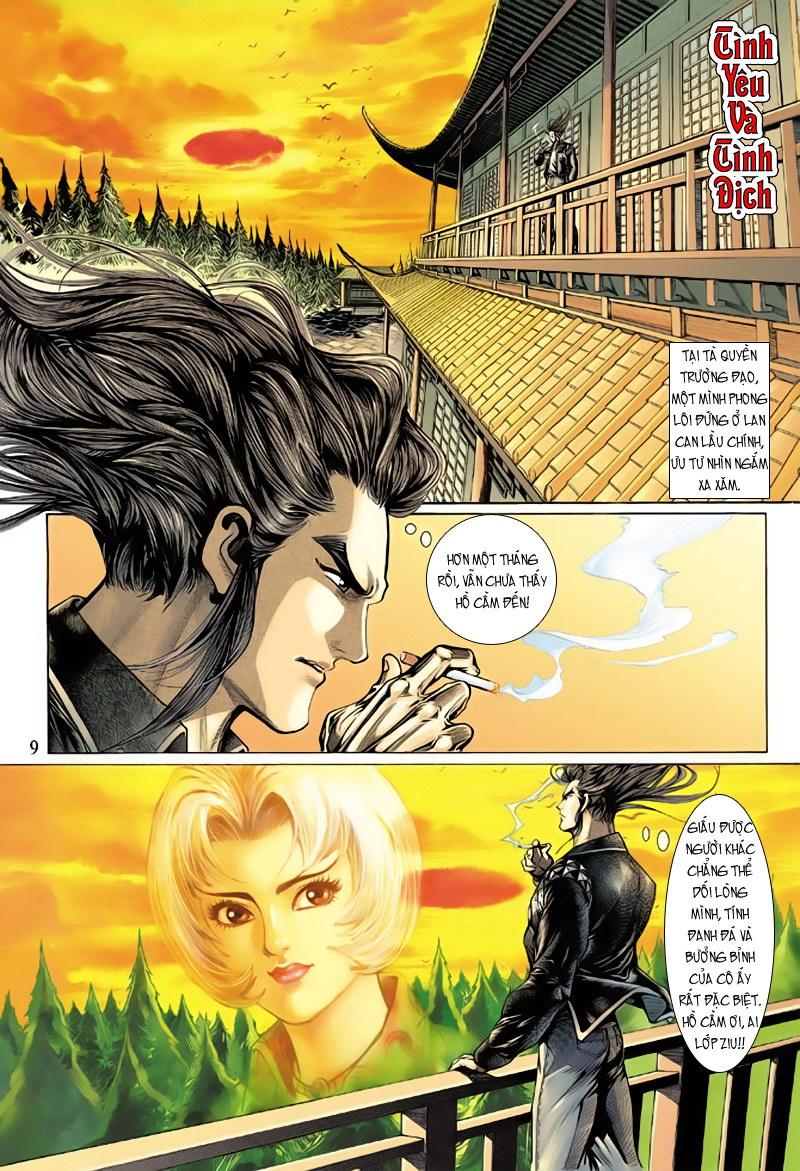 Tân Tác Long Hổ Môn chap 127 - Trang 9