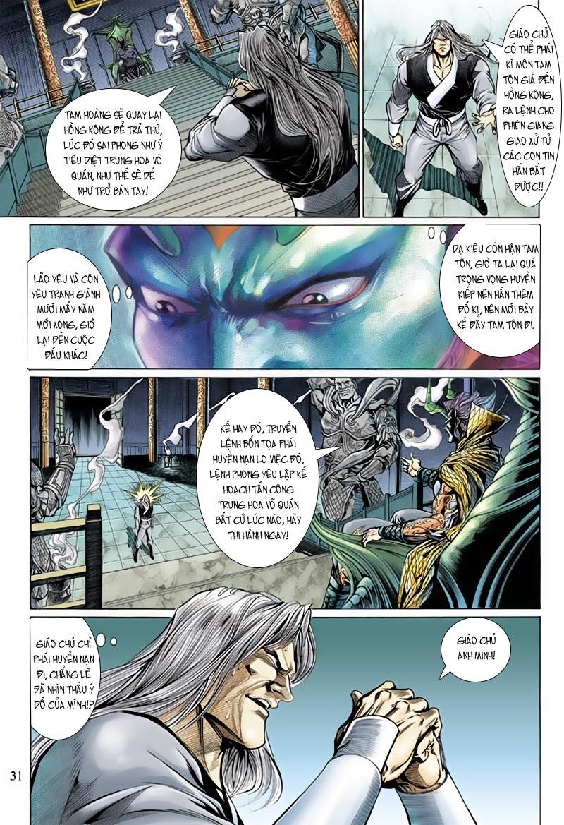 Tân Tác Long Hổ Môn chap 127 - Trang 31