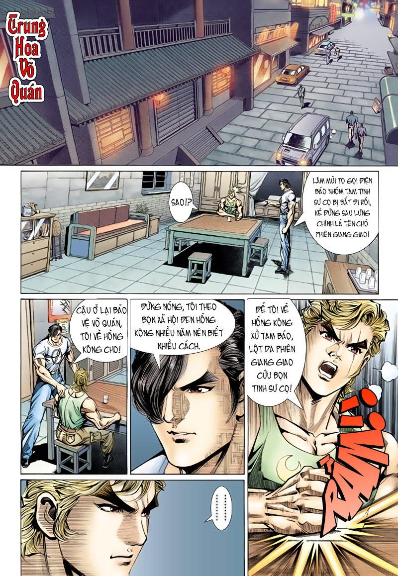 Tân Tác Long Hổ Môn chap 127 - Trang 32