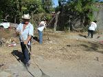 Contribuyamos a la limpieza de nuestra ciudad