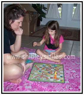 Sesame Street chutes and Ladders