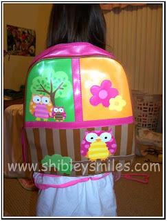Go Go Bag Owl
