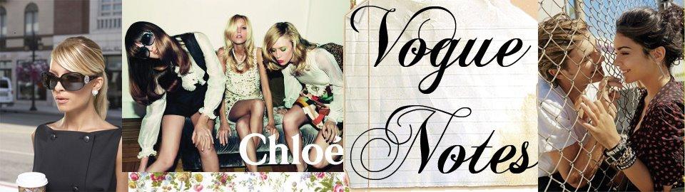 Vogue Notes