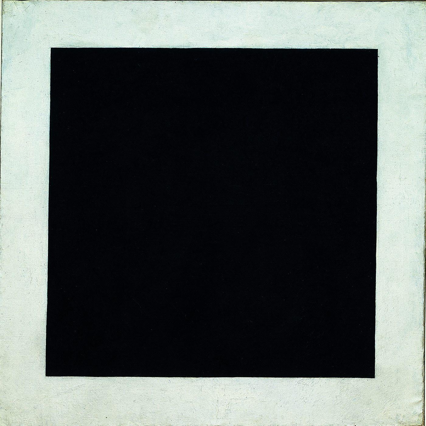 Malevich Black Square 1913 Kazimir severinovich malevichMalevich Black Square 1913