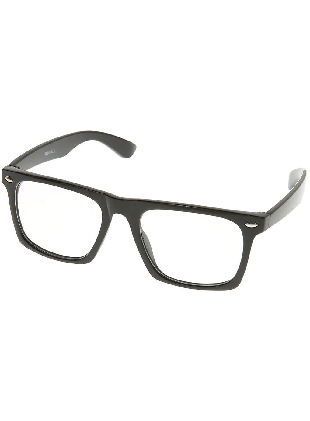 Black Glasses With Holes