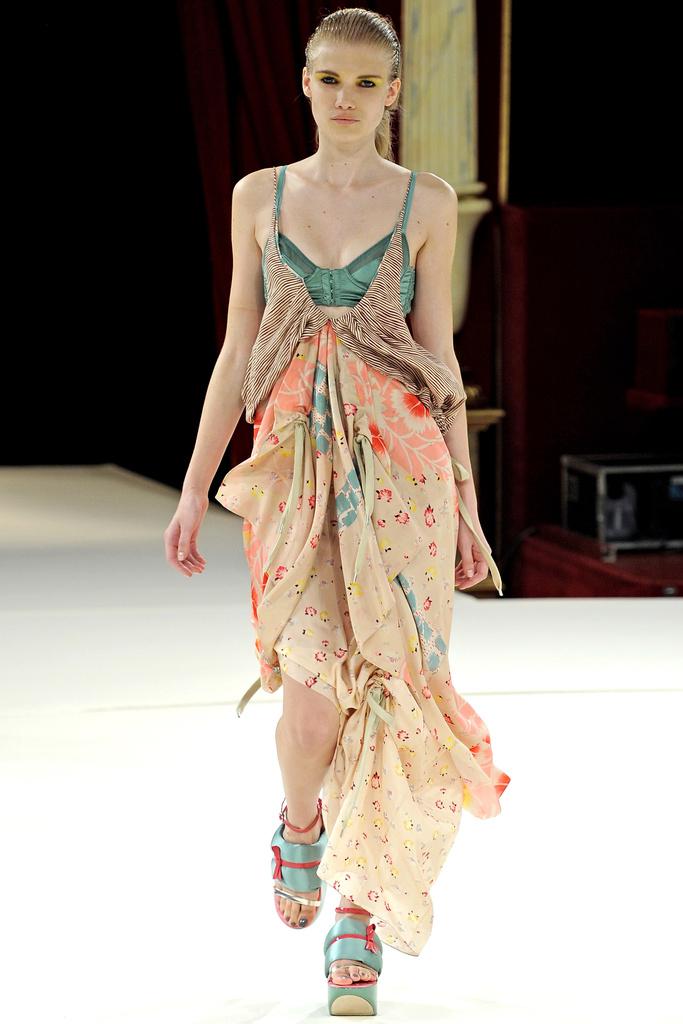 Kenzo Fashion Week