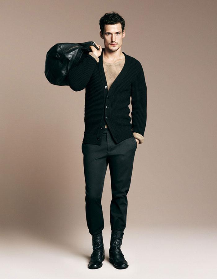 Wearable Trends: Zara Buckle Combat Boot for Man