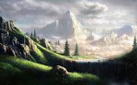 lindas paisagens