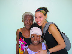 My new family in Haiti