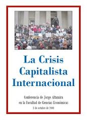 Conferencia de Jorge Altamira