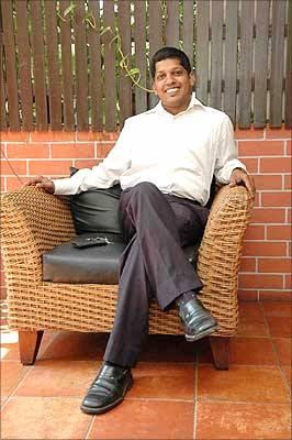 E Sarathbabu, Founder, Foodking.