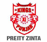 Kings XI Punjab - Preity Zinta