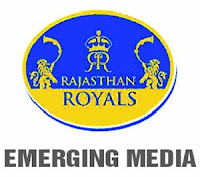 Rajasthan Royals - Emerging Media