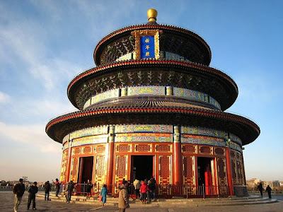 Taoist temple in Beijing, China, Temple of Heaven