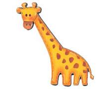Dibujos de Jirafas para imprimir y colorear Dibujo de la jirafa
