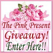 The Pink Present Holiday Giveaway!!