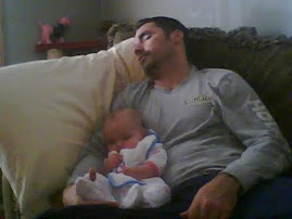 Daddy-Daughter Nap