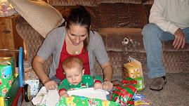 Baby Austin & Aunt Jenn