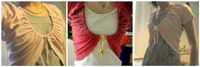 diy easy romantic shrug tshirt how to tutorial craft