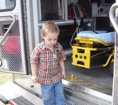 child ambulence