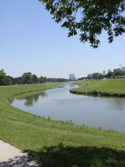 trinity river, fort worth, river, city, downtown, landscape, scenic