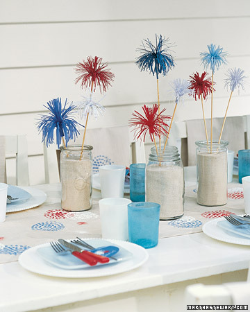 Little Lovables July 4th Party Craft Idea Tutorials And