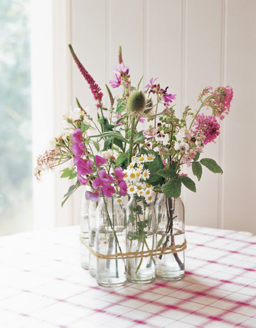 Little Lovables: Decorating with Flowers