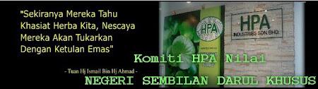 Komiti HPA Nilai, Negeri Sembilan...