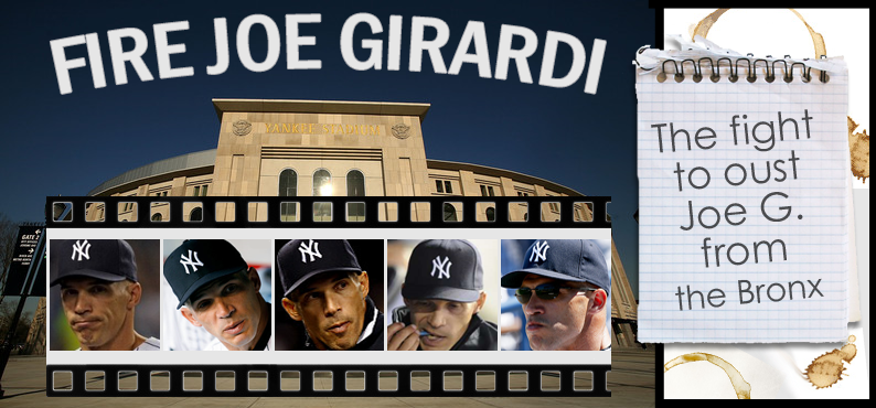 Fire Joe Girardi