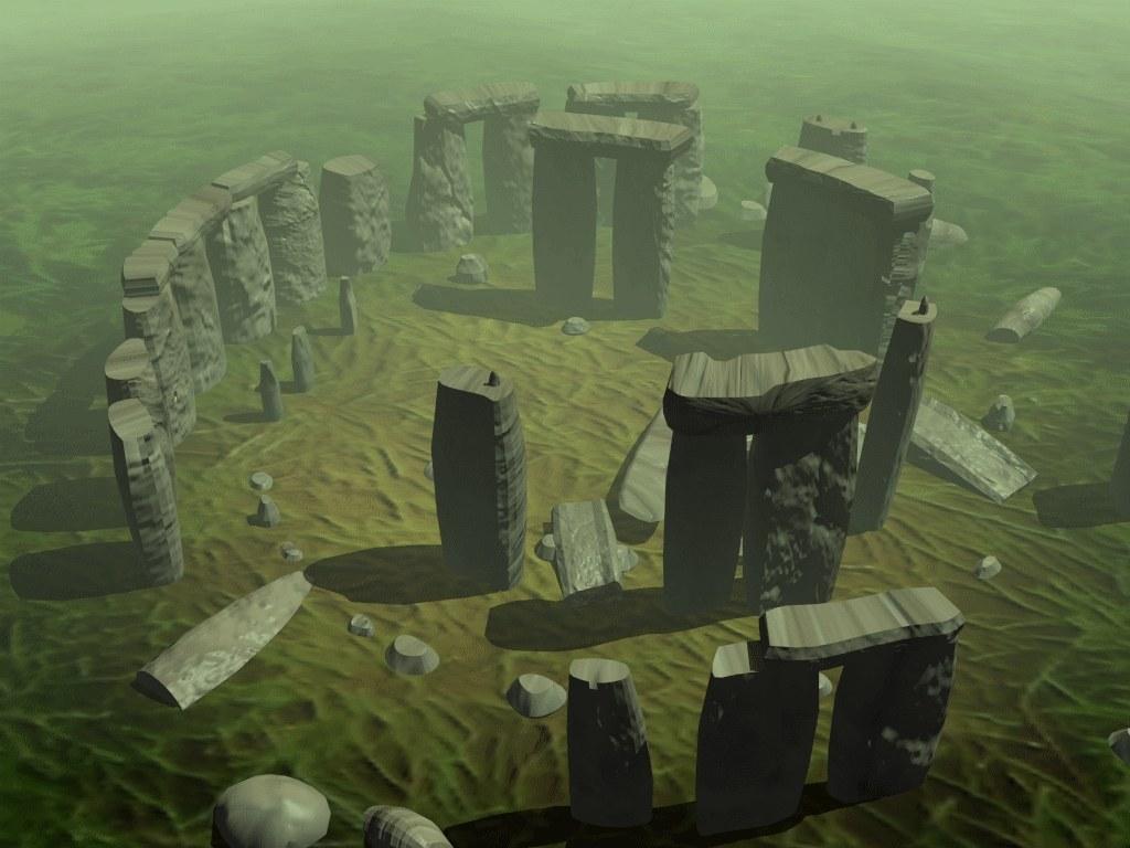 Crops Circles 2011 - Página 2 Stonehenge+madera