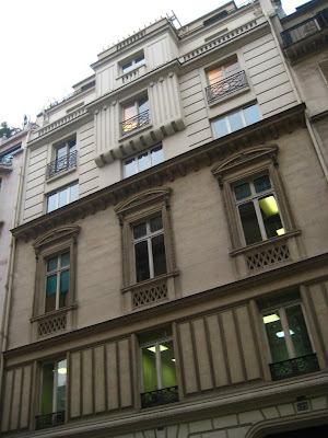 One-Two-Two Rue de Provence ~ Invisible Paris