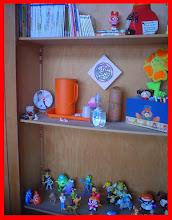 Brinquedos da Sala do SOE!