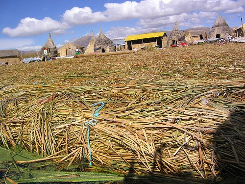 The Floating Islands of Lake Titicaca 10