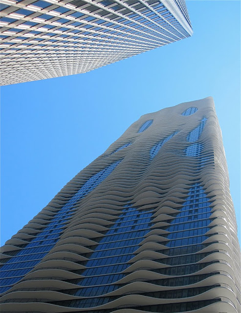 Aqua Tower Inspired Inventiveness And Vision In Chicago