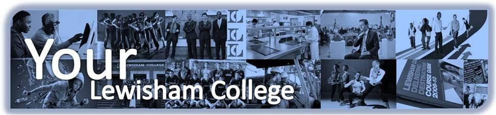 Your Lewisham College