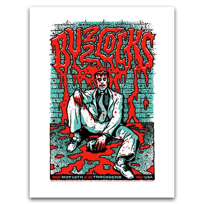 Buzzcocks - The Legendary Buzzcocks • Live In New York 1.09.1979