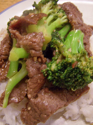 Diary of a Recipe Addict: Chinese Beef Broccoli