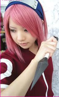 cosplay naruto in real life naruto the movie sakura sasuke dan gaara