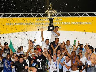 Campeão Brasiliense 2010 - Ceilândia