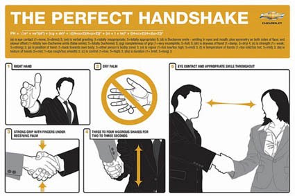 Perfect Handshake
