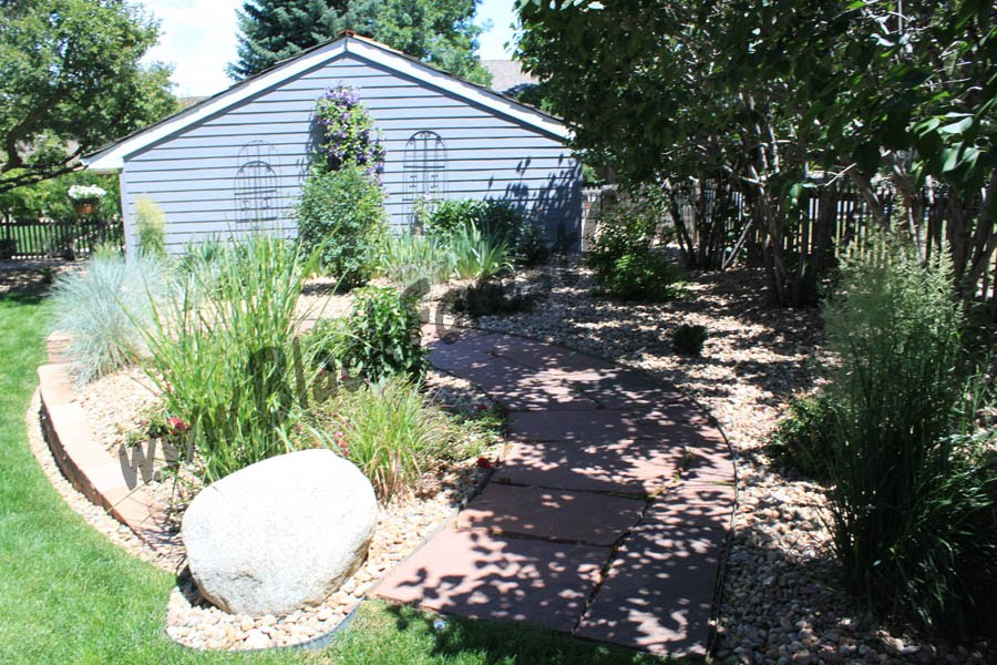 Black Forest Landscape Design Studio Dog Friendly Yard
