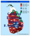 General Elections Results –April 2010.