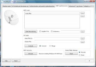 Aircrack Cara hacking wifi dengan AiroWizard