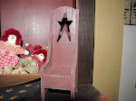 Prim Doll Chair ~ $6.00