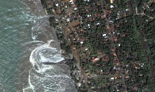 EEUU Estados Unidos confirma que hay un tsunami en el Pacífico tras terremoto en Chile, Alerta para Países en Costa del Pacífico