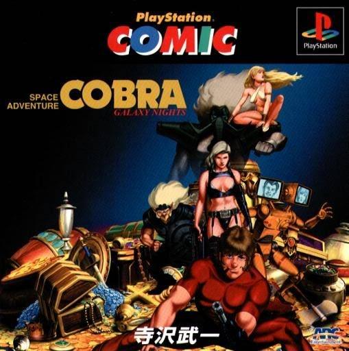 Cobra Manga 2010 Streaming: Chokocat's Anime Video Games: 1809