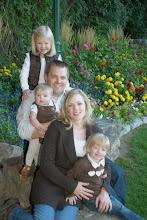 Josh & Whitney, Paityn; Ashlyn and Camryn
