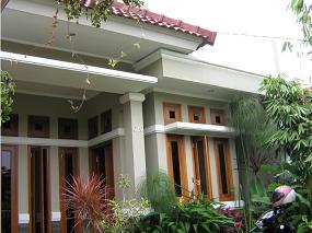 gambar depan rumah minimalis on TOTAL Property: DIJUAL PONDOK HIJAU RUMAH MINIMALIS - SIAP HUNI