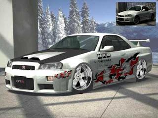 WHy I Believe The Nissan Skyline GT-R RC Race Car
