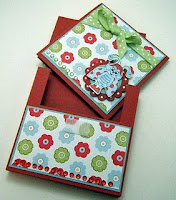 Libby Ladybug Crayon box by Tammy